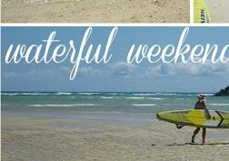 beach e1372046484740 - A waterful weekend!