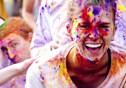 color run 20g e1371465643536 - Do you want to get down and dirty this weekend?