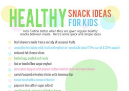 snackideas e1371466114462 - Free shopping list and healthy snack printables