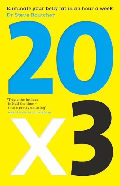20 x 3 book