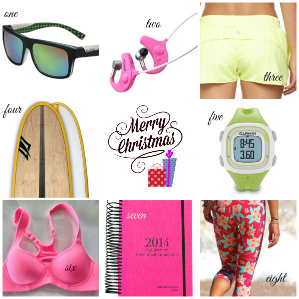 sporty gift ideas