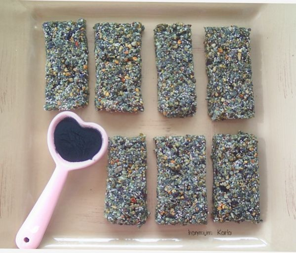 green2 599x512 - Green Superfood Power Bars
