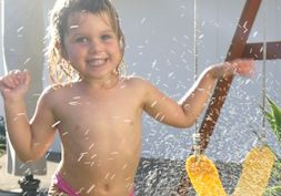 5 fun ways to turn sprinkler your into the best thing..EVER!