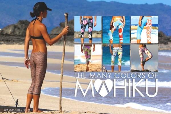 Mahiku activewear