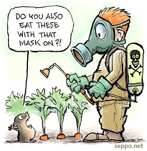 GMO cartoon - The Issue of GMO Foods and Our Kids