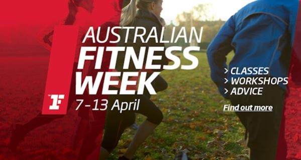 fitness first fitness week