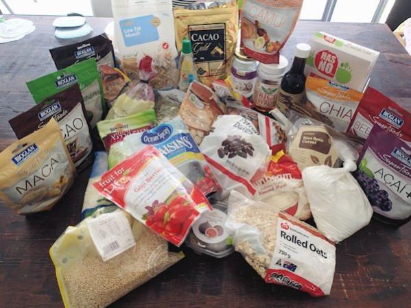 superfood pantry