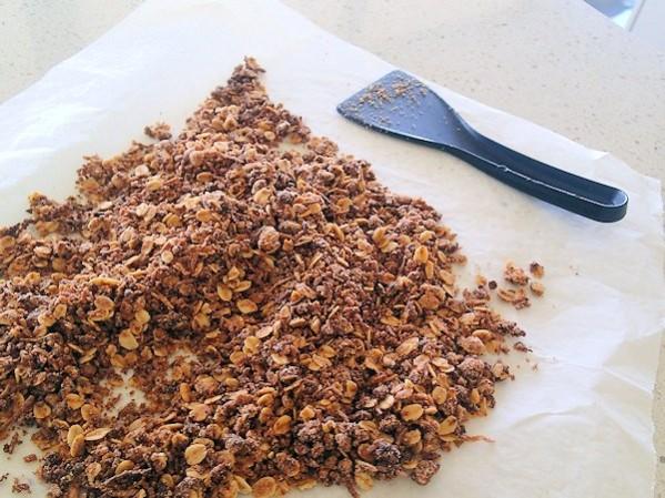 anzac granola
