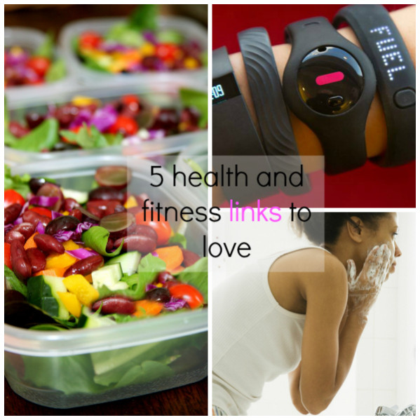 health and fitness links