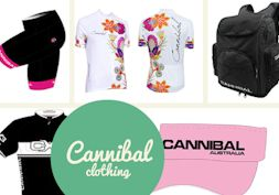 Pay it forward - Win a Cannibal clothing $200 voucher with thanks to Fitness First