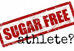 Should athletes eat sugar free?