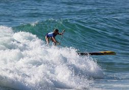 My SUP battle of the paddle 2014 wave sequence