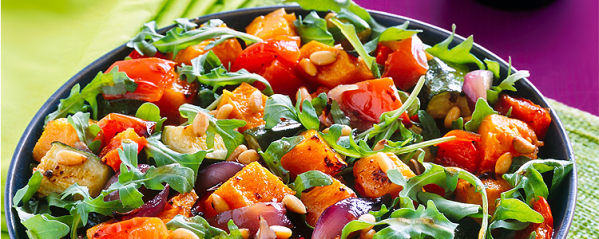 roast-vegetable-salad