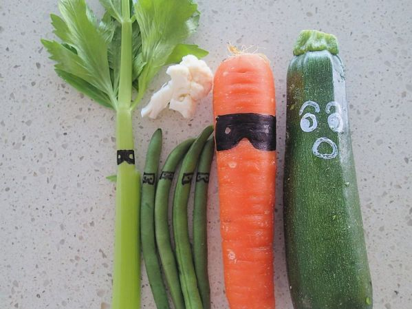 smuggler 599x449 - Is Hiding Vegetables in Your Child's Meal a Good Thing? (or just a band-aid solution)