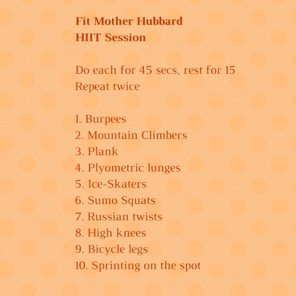FMH HIIT 599x599 - 5 fabulously fit women share their most effective workouts