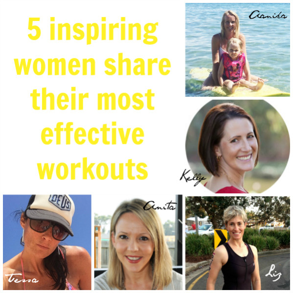 fitmums 599x599 - 5 fabulously fit women share their most effective workouts