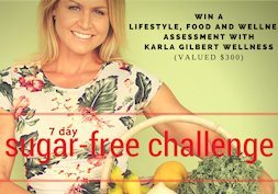 Join the 7 day sugar free challenge!