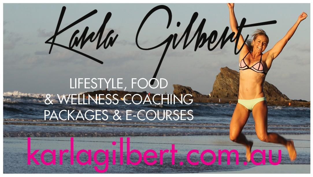 karla gilbert wellness coaching
