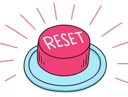 reset habits