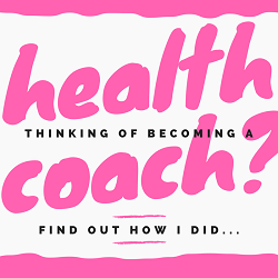 healthcoachsidebar  - My top 3 healthy little wins that make life better