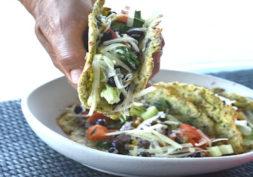 zucchini tacos