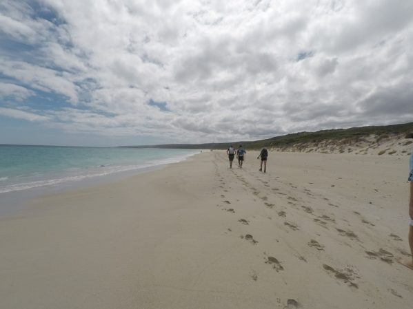 cape to cape walk beach