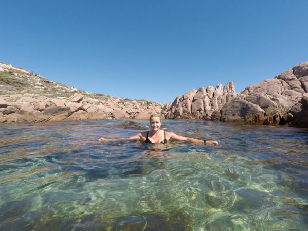 sugar loaf rock swim