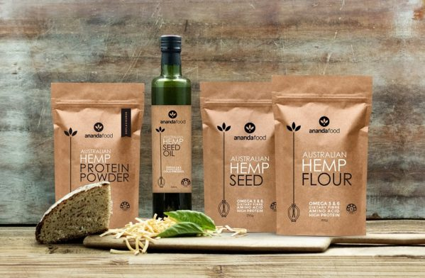 hemp products australia