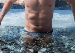 ice baths for athletes