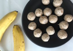 banana cake bliss balls 2