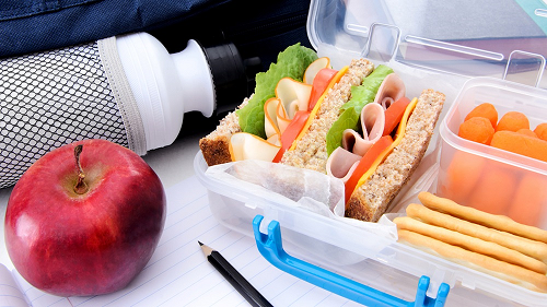 healthy school lunchbox tips