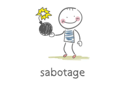 negative self-sabotage