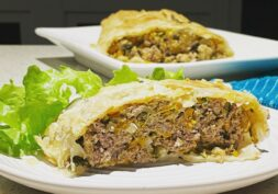 healthy beef wellington