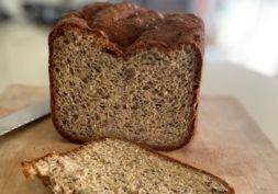gluten free home made loaf