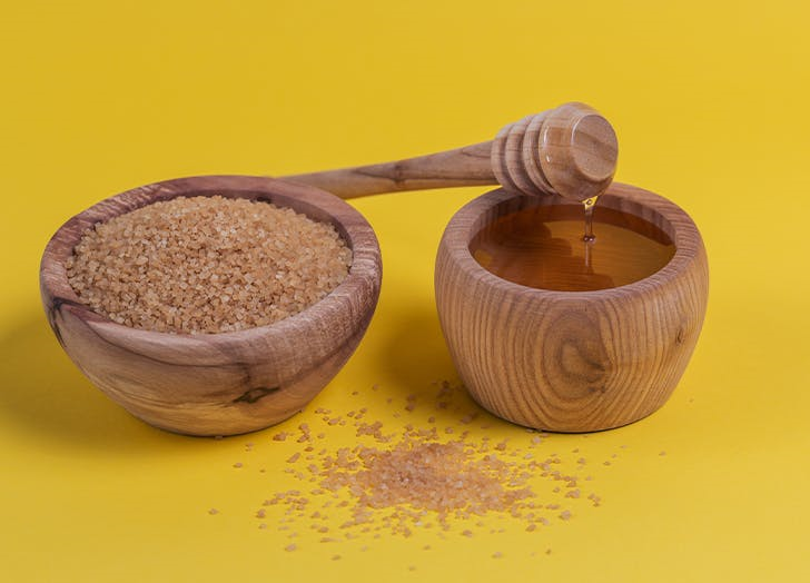 honey vs sugar CAT - Healthier Sugar Alternatives... Is There Such a Thing?