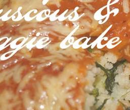 DSC08439+copy e1372931400473 - Couscous and Vegetable Bake