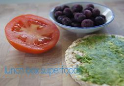 Top superfoods for your kids' lunchbox