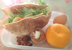 What's a healthy lunchbox look like?