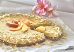 Summer Celebration Mango Cheesecake