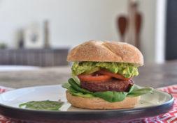teffpattiexsmall 253x177 - Terrific Teff Veggie Burgers