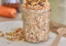 carrot oat soak