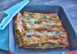 recipe beef and vegetable cannelloni