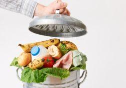 festive food waste