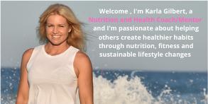 Karla Gilbert Health Coach